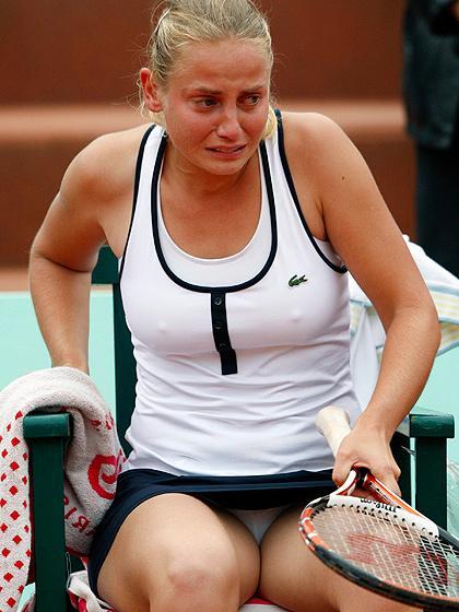 Jelena Dokic, Roland Garros, 2009.